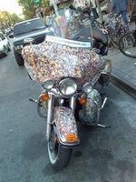 Insolite : Moto très sexy ...