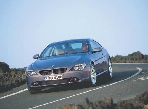 BMW réinvente le Coupé Série 6