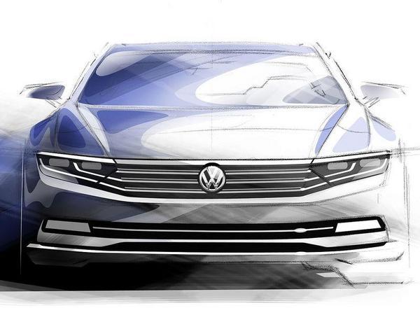 Future Volkswagen Passat: un Diesel de 240 ch et un hybride essence de 204 ch