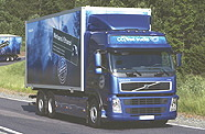 Volvo : 7 camions écolos