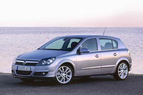 Opel Astra : la 3e génération débarque