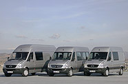 Mercedes : le Sprinter a droit à l'ECO-Start