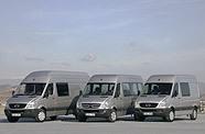 Mercedes : le Sprinter a droit à l'ECO-Start