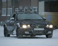 Future Jaguar XJ: mulet deviendra félin