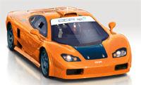 McLaren F1? Non, DDR SP4 !