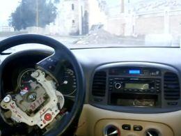 Vidéo- Daesh pense aussi à la voiture autonome
