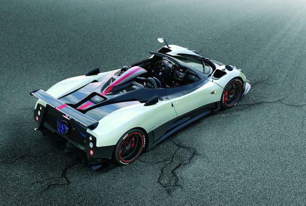 Pagani Cinque Roadster: rareté, entourloupe ou chef d'oeuvre absolu?