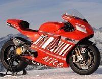 Moto GP: Ducati: Trop gourmande la GP7 ?