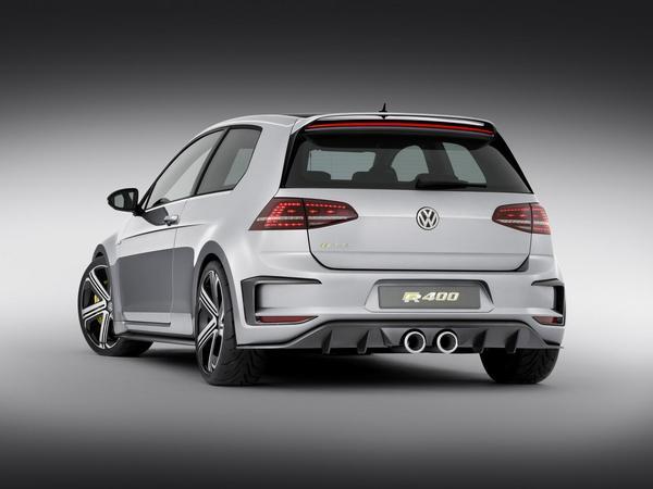 Golf R400 : Volkswagen a le moteur, mais pas la boîte