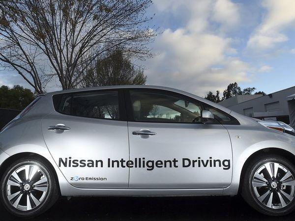 Renault-Nissan promet plus de dix voitures à conduite autonomes