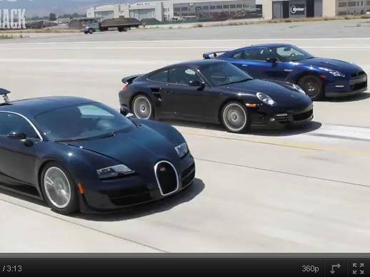 Bugatti, Porsche et Nissan : le club très fermé du 0 à 100 en moins de trois secondes