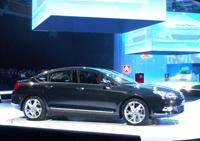 Salon de Genève 2008 :  Citroën C5 et C5 Tourer