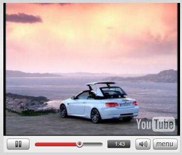 Vidéo BMW M3 Cabriolet: Voilà l'été, voilà l'été...
