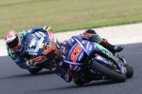 MotoGP - Tests Phillip Island Viñales : « nous pouvons encore progresser »