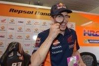MotoGP - Tests Phillip Island Márquez : « je suis enfin à l'aise »