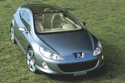 Elixir : la Peugeot 407 se dévoile