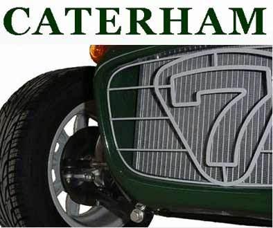 La Caterham ressuscitée