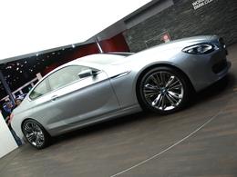 BMW Serie 6 coupe concept : l'élégante