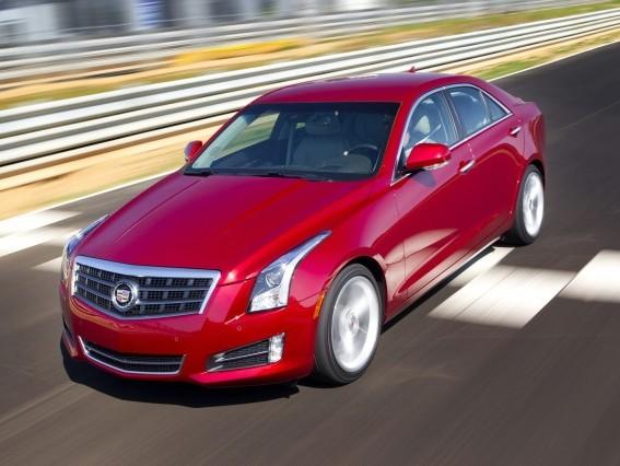 La Cadillac ATS élue voiture de l'année...
