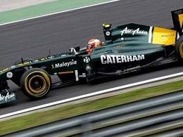 Team Lotus rêve de points à Singapour