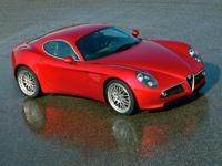 Alfa Romeo 8C pour de vrai