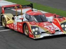 Toyota et Lola félicitent le Rebellion Racing