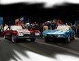 Barret-Jackson : Chevrolet Rondine vs Ford Thunderbird Italien : victoire italienne...