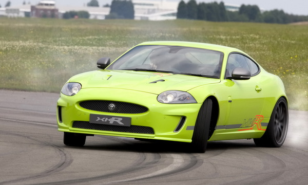 530 ch pour la Jaguar XKR Goodwood Special