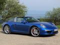 Essai vidéo - Porsche 911 Targa : le petit truc en plus
