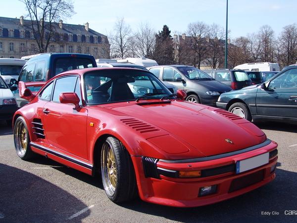 Photos du jour : Porsche 911 Flatnose