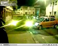 Vidéo insolite: Kia Picanto vs Toyota Corolla Verso, la punition !