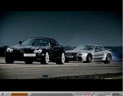 [Vidéo Top Gear] : Clarkson juge la Mercedes SL65 Black Series