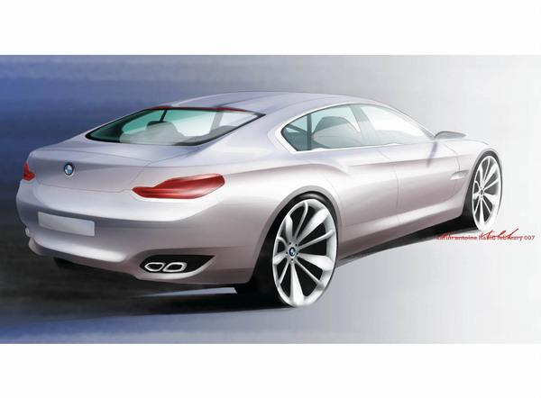 Petites précisions sur la BMW CS de série