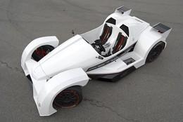 Impact 1.6 THP, un look de mini Caparo !