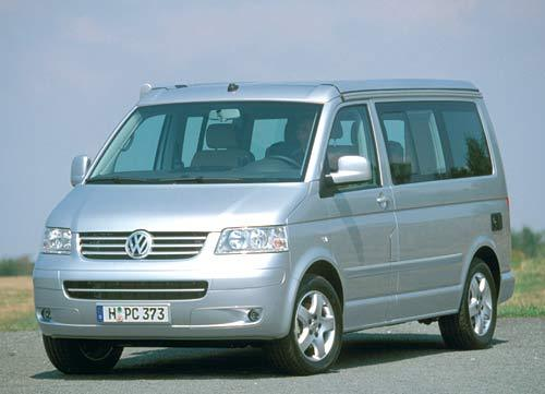 Volkswagen California : en route pour les vacances