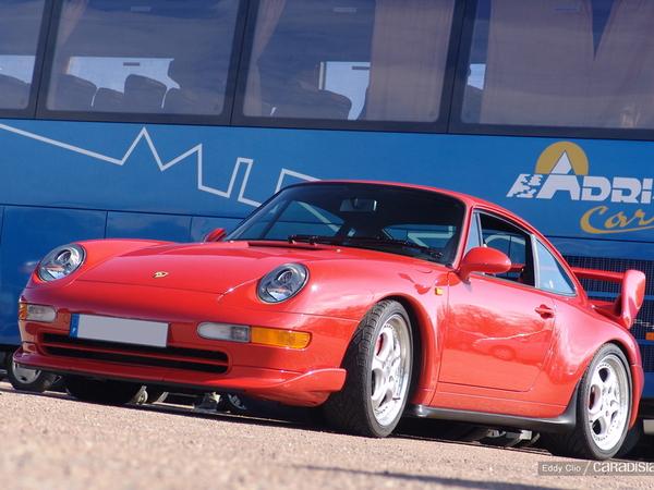 Photos du jour : Porsche 911 Carrera RS