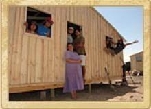 Dakar 2010 : Un toit pour mon pays