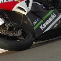 "Supersport - Kawasaki: ""La moto est compétitive"""