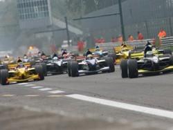 AutoGP/Monza - Luca Filippi remporte la dernière course de la saison
