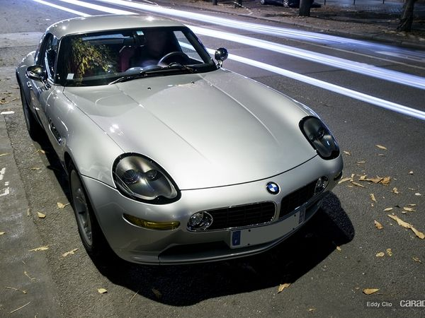 Photos du jour : BMW Z8
