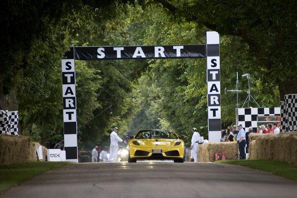 [vidéo] Ferrari n'a pas manqué Goodwood