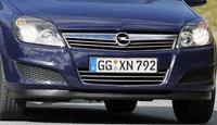 Vu ! lifting Opel Astra