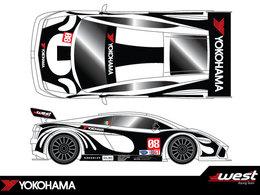 ALMS - La Lamborghini Gallardo GT2 présente en 2011