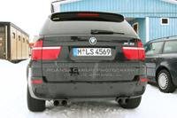Futur BMW X5 4.8iS, le plus puissant de la gamme, surpris en test