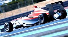 Future GP3 : premiers tours de roues