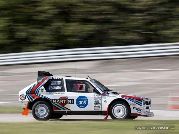 Photos du jour : Lancia Delta S4 (Les Grandes Heures de l'Automobile)