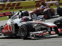 McLaren ne veut pas abandonner 2011