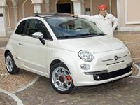 """Monte-Carlo: Felipe Massa et """"sa"""" Fiat 500 de 120 ch"""