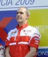 Superbike: Ducati Xerox présente sa nouvelle équipe