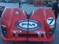 Stephan Gregoire prêt pour les 24 Heures de Daytona